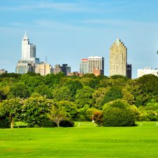 In Raleigh, Leading with Landscape