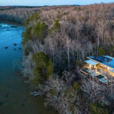 On a Carolina River, a Hawks-eye View
