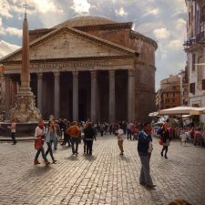 Two Winners in Our Book Giveaway: 'Rome Was!'