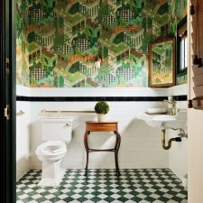 Bold and Brash New Trends in Wallpaper