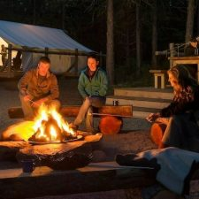 Glamping Out at Sasse Mt. Outpost, 80 Miles from Seattle