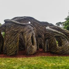 Patrick Dougherty: 'A Passing Fancy'
