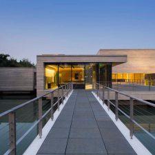 OLI Architecture's Mu Xin Art Museum in Wuzhen