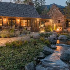 In Jackson Hole, a Rustic Addition
