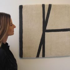 Carpets as Art, in Wool, Silk and Cashmere