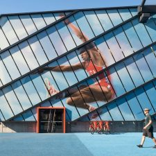 SRG Designs LA Garage at Nike Headquarters