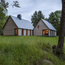 In Vermont, Five Musicians' Cottages