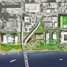 SWA's Plan for a Resilient Jacksonville Riverfront