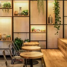 In the West Village, Mint Kitchen by CRÉME