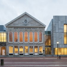 A New Wing for PEM by Ennead Architects