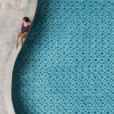 Swimming Pool Aerial Photos by Brad Walls