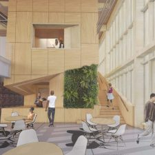 18-Story Mass Timber Buildings – and Low Carbon