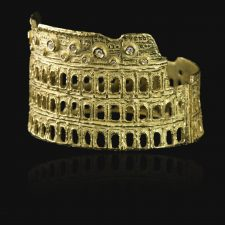 A Jeweler for the Ages in Rome