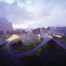 wHY Wins Pavilion Competition in Edinburgh