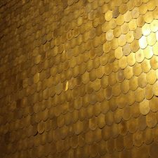 Tiles that Shimmer like a Mermaid's Scales