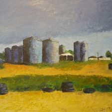 Painting the Rural Carolina Landscape