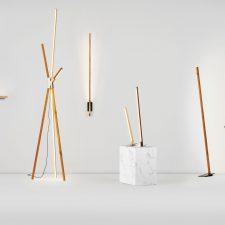 Stickbulb Lighting, from Reclaimed Woods