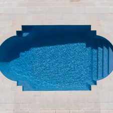 Brad Walls' Aerial Photographs of Swimming Pools
