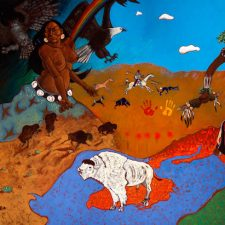 T. C. Cannon, Native American Artist