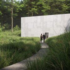 At Glenstone, Richard Serra Plus Tom Phifer