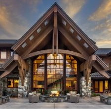 At Lake Tahoe, a Clubhouse by SWABACK