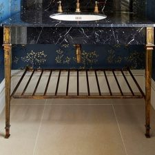 Cast Iron Vanities from Drummonds