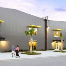 At SCAD, the Shed and Herstand Hall