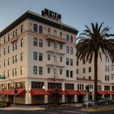 A Repurposed Tioga Hotel in Merced, California