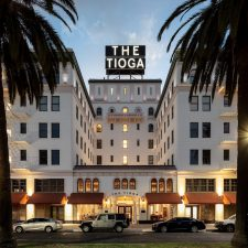In California, a Repurposed Tioga Hotel