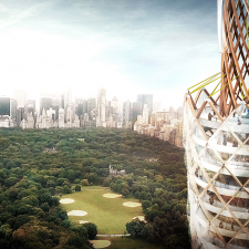 A Proposed Tower for Central Park