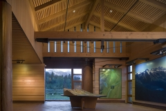 Laurence S. Rockefeller Preserve by Carney Architects