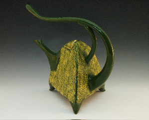 affairejulie-klein-charging-armored-teapot-stoneware-clay-11__-x-11__-x-7__-2010