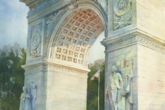 ac-13996d-160-ny-washingtonarch-2012-watercoloronpaper-40x30in