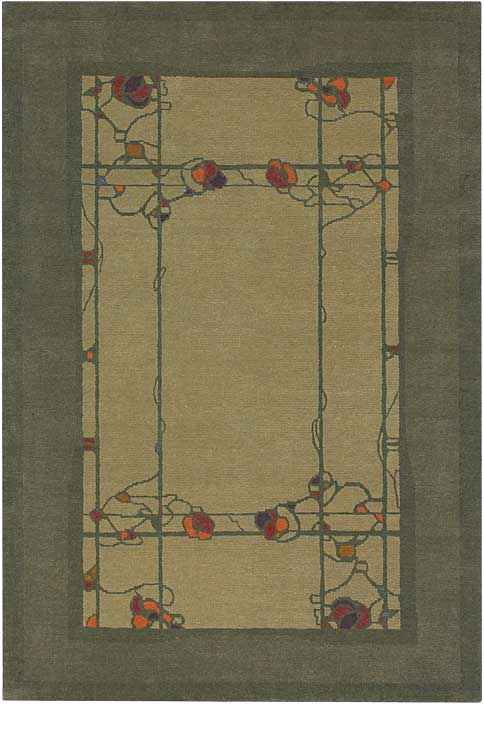 Arts Crafts Rugs Craftsman Interiors Rug Designs