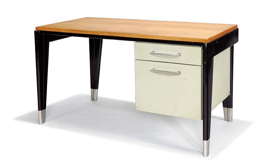 lama-jean-prouve-dactylo-desk