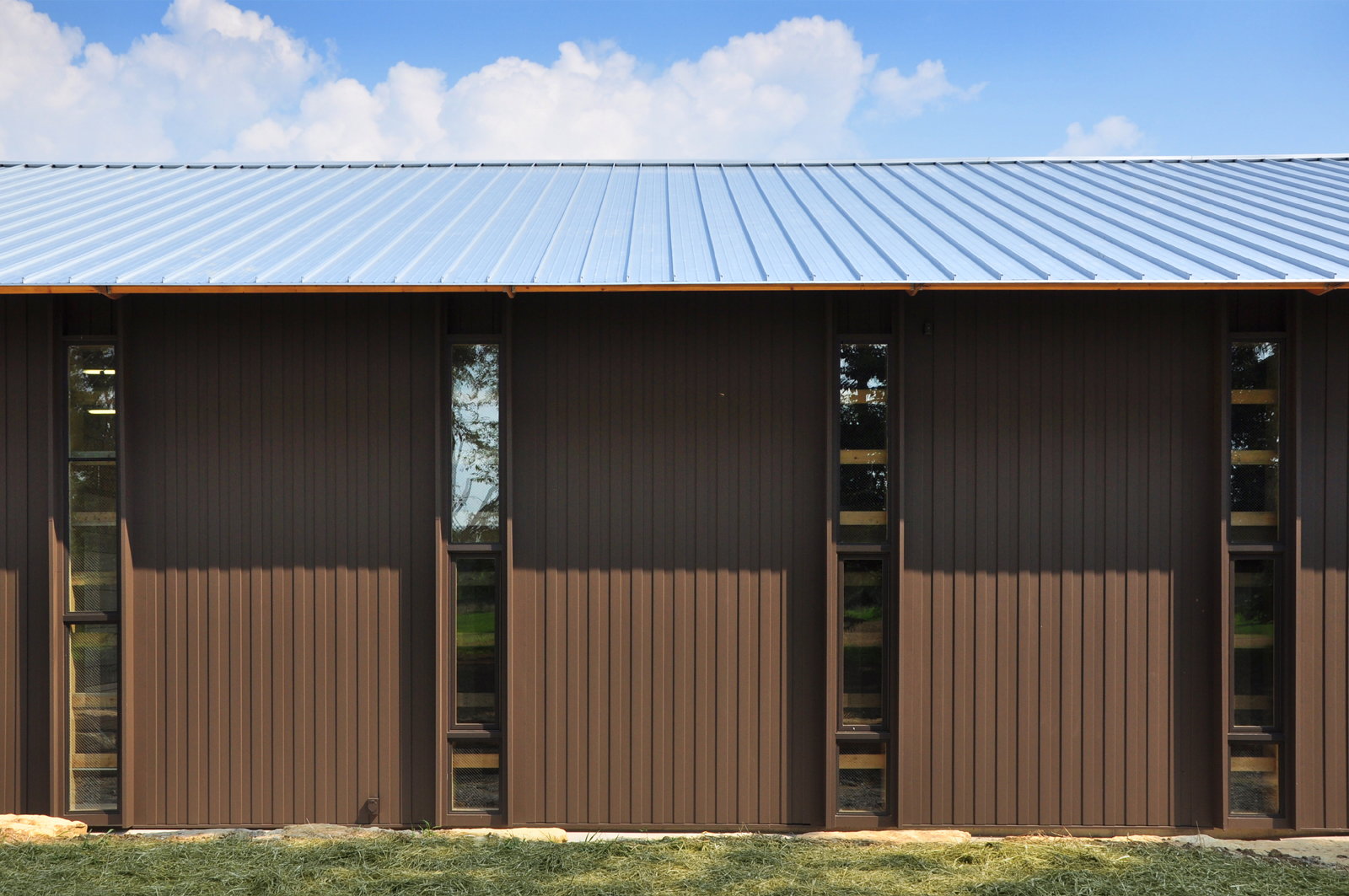 Modern Architecture Louisville Ky kentucky barns of bamboo and steel ‹ architects and artisans
