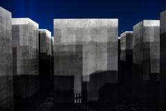 Tuca Vieira's Berlin. Exhibition at 1500 Gallery. (Photo: Tuca Vieira).