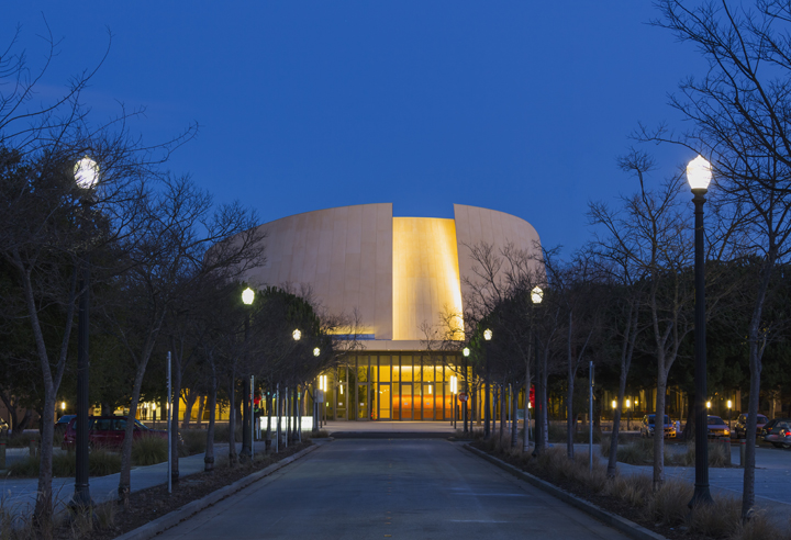 Stanford University, Bing Concert Hall