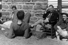 5) John Andrew Rice with students, courtesy NC Archives[1]-r