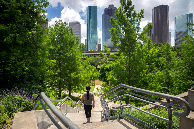 In Houston, Restoring Buffalo Bayou ‹ Architects and Artisans