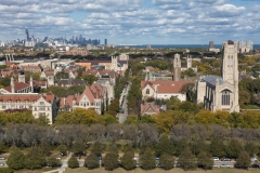 Image from book titled Building Ideas, featuring architecture on the University of Chicago campus, published summer of 2013. (Photo by Tom Rossiter/The University of Chicago)