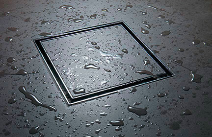 Calfaucets Styledrain Tile Slate