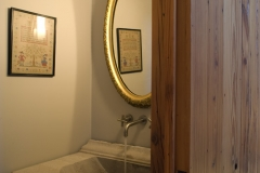 int powder room