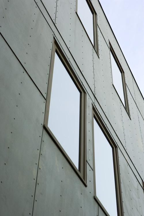 facade panel detail