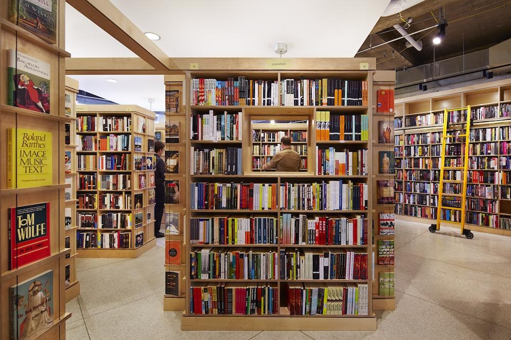 Seminary Co-Op Bookstore- Steve Hall