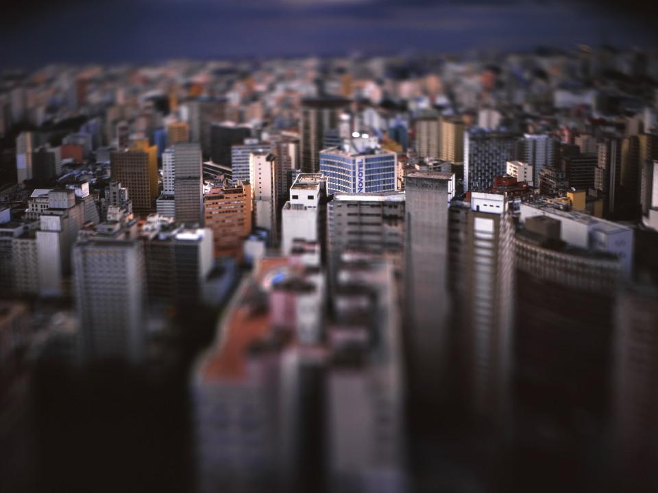 Sao Paulo Ambiguous 25