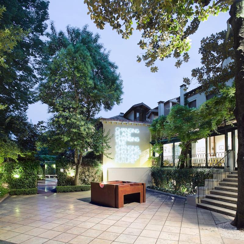 2008 Peggy Guggenheim Collection VeniceGiardino Levi