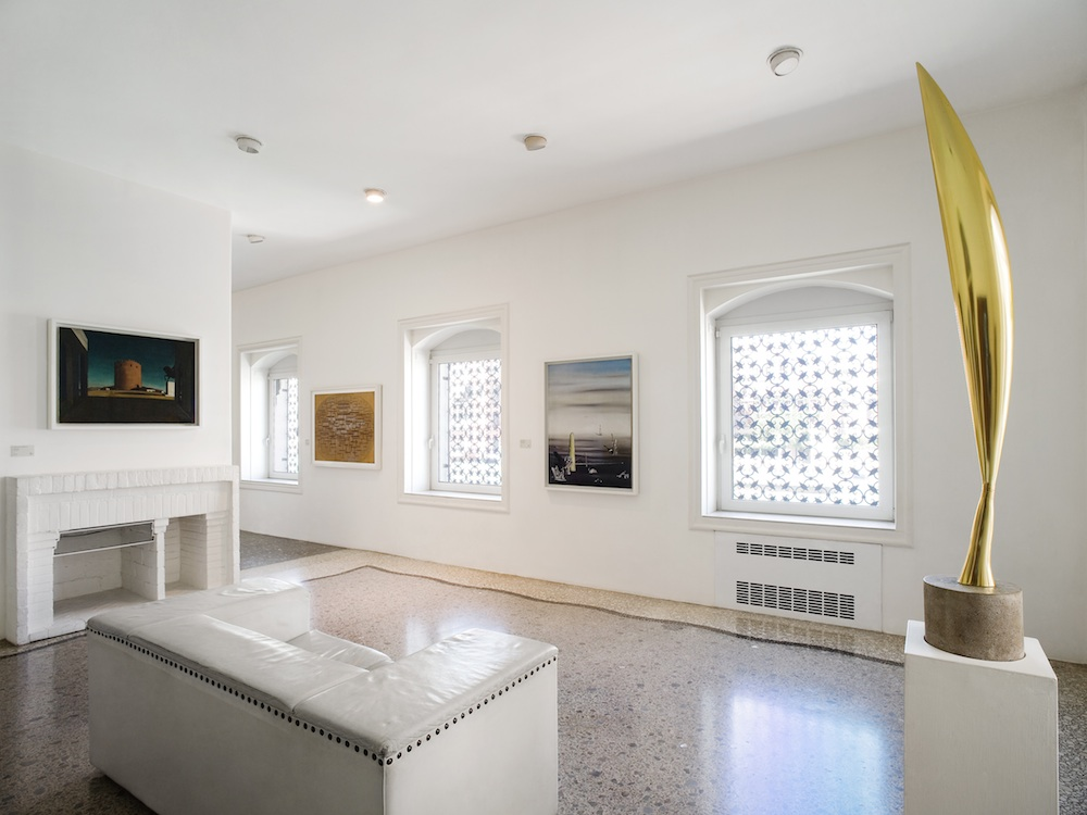 2008 Peggy Guggenheim Collection VeniceSala Brancusi