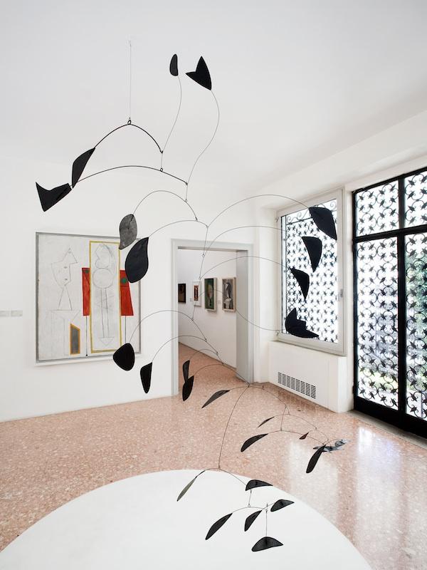 2008 Peggy Guggenheim Collection VeniceSala Calder