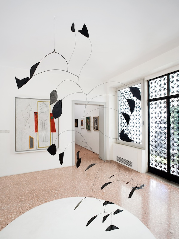 2008 Peggy Guggenheim Collection VeniceSala Calder